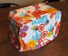 Pioneer Woman *Flea Market* Toaster Cover ~ Floral Tablecloth, Kitchen Towel
