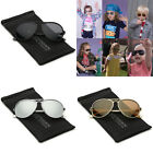 BABY Infant Toddler Fashion Aviator SUNGLASSES Boys Girls Kids Pilot Glasses