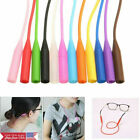 Glasses Silicone Strap Neck Cord Sunglasses Eyeglasses String Lanyard Holder USA