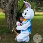 Cute Rabbit Easter Lovely Mascot Costume Cartoon Fancy Dress Unisex Adults Sizes