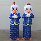 Bird Chicken Year Mascot Costume Suits Cosplay Party Game Outfit Adult Halloween