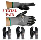 G-Tek MaxiFlex ULTIMATE 34-874 PIP Seamless Knit Nylon Gloves - (3 Pairs) SM-XL