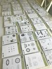 Внешний вид - STAMPIN UP Rare and Retired Clear mount sets YOU PICK