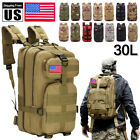 30L/40L Outdoor Military Rucksacks Tactical Molle Backpack Camping Hiking Sport