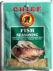 Chief Brand Seasoning from Trinidad and Tobago, 1.4oz packs - Select Spice Type