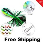Jumping Frog Lure Topwater Lure 90mm 10g Double Strong Hook Jump Action