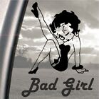 Betty Boop Bad Girl, Car, Van, Laptop, iPad, Wall, Glass, vinyl sticker decal £2.49 GBP on eBay