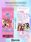 TWICE World Tour 2019: TWICELIGHTS Concert Memorabilia Tickets