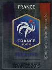 FIFA WOMENS WORLD CUP 2019 SHINY FOIL STICKERS - BADGES STADIUMS MASCOT PANINI