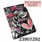 New Victorias Secret Passport Cover Holder Travel Cards Case Holiday Luxe