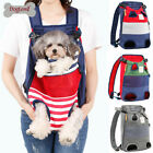 Pet Dog Cat Carrier Backpack Travel Carrier Front Chest Large Portable Bags