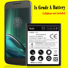 For Motorola MOTO G4 Play XT1607 XT1609 GK40 Battery or Home Charger Micro Cable