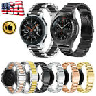 US Ship Stainless Steel Watch Band Strap For Samsung Galaxy Watch 42mm/46mm S3 0 image