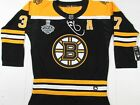 NWT Patrice Bergeron #37 Boston Bruins 2019 NHL FINALS Authentic Jersey Black $89.99 USD on eBay