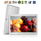 Tablet PC Android 4.4 Google 10.1 inch 3G HD Phablet Dual Sim Card 16GB WiFi US