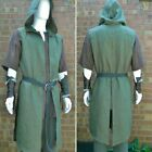 Medieval Costume Tunic Reenactment Roman Green Color Good Looking