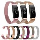 For Fitbit Inspire HR Stainless Steel Milanese Replacement Wrist Band Straps NEW image