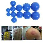 Kyпить 12Pcs Silicone Medical Vacuum Massager Cupping Cups Therapy Anti Cellulite HS на еВаy.соm
