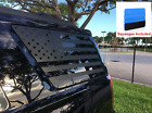 X2 American Flag decals for rear window for car truck suv offroad Universal fit