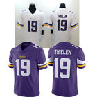Men's Minnesota Vikings NO.19 Adam Thielen Purple/White Jersey size M-3XL on eBay