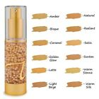 Jane Iredale Liquid Minerals (A Foundation) Suntan, Radiant, Natural