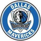 Dallas Mavericks Circle Logo Vinyl Decal / Sticker 5 sizes!! on eBay