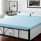 3-Inch-Cooling-Matress-Topper-Ventilated-GelInfused-Memory-Foam-Mattress-Relief
