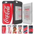 Skinu Coca Cola Card Shockproof Protect Bumper Cover Case For Apple iPhone 7 $37.5  on eBay