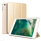 Universal Tri-Fold Silicone Cover Stand Flat Case For Apple Ipad Tablet PC IRM