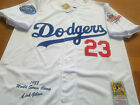 Brand New Coopweatown LA Dodgers #23 Kirk Gibson 1988 WS Throwback Jersey Men's on Ebay