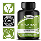 Maca Root Extract 7500mg Potency  Capsules 500 mg SEXUAL Health $9.43 USD on eBay