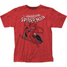 Spider-Man Spidey Swinging Classic Fitted T-Shirt