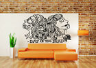 Wall Sticker Day Of The Dead Halloween Poster Sign Vinyl Decal Art Decor ZX693