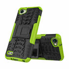 Shockproof Kickstand Heavy Duty Protector Thin Case Cover For LG Mobile Phone