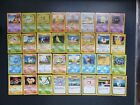 Pokemon Cards Base Set Commons Choose Your Card WOTC Near Mint Condition