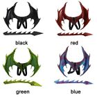 Halloween Costume Mask Wing Tail Dragon Cosplay Decor Carnival Dinosaurio