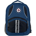 NHL Captain Backpack 28 Colors Everyday Backpack NEW