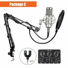 Professional Condenser Microphone High Graded Quality B800 Wired Microphones New
