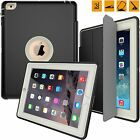 Heavy Duty Shockproof Hard Case Tablet Cover For iPad 6th Generation 2018 9.7