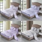 4pcs Marble Bed Sheet Set 1800 Count Egyptian Sheet Deep Pocket Hypoallergenic image