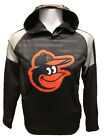 Baltimore Orioles Youth Boys Clubhouse Pullover Hooded Sweatshirt - Black on Ebay