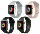 Apple Watch Series 3 42mm GPS Only Black Open Box