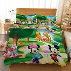 Marshmallow Mouse 3D Printing Duvet Quilt Doona Covers Pillow Case Bedding Sets image