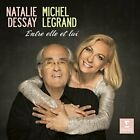 Entre Elle Et Lui: Tribute To Michel Legrand - CD - Import - **SEALED/ NEW**