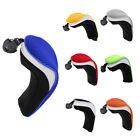 4pcs Golf Hybrid Club Head Covers Set of 4 with Interchangeable No.Tag UT Cover
