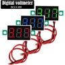 More images of 2-Wires Mini DC 2.5-30V Voltmeter LED Panel 3-Digital Display Voltage Meter LDUK