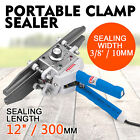 FKR-300 Portable Hand Clamp Sealer 12in/300mm Aluminum Foil Hand Clamp ON SALE