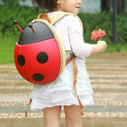 Children Backpack Ladybug Beetle Backpack Kindergarten Kids School Travel Bags