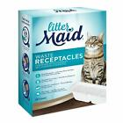 LitterMaid Waste Receptacles Automatic Litter Boxes 12   18 Pack For 3Rd Edition