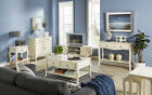 Modern Cream Living Room Furniture Tv Stand Sideboard Coffee Table Nest Paris